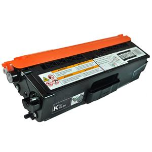 eReplacements Premium Toner Cartridge Compatible With Brother TN331BK, TN-331BK LARGE