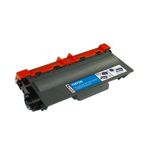 eReplacements Premium Toner Cartridge For Brother TN750 LARGE