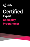 Unity Certified Expert: Gameplay Programming Exam THUMBNAIL