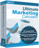 Ultimate Marketing Calculator (Download) LARGE