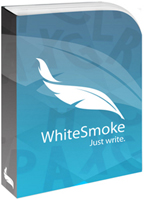 WhiteSmoke Writer - (Writing & Grammar Software) 12 Month Sub (Download) LARGE