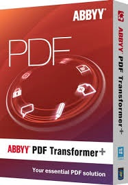 ABBYY PDF Transformer+ (Windows Download).