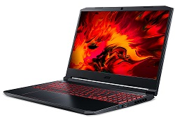 "Acer Nitro 5 15.6"" FHD AMD Ryzen 5 8GB RAM NVIDIA GeForce GTX 1650Ti Gaming Laptop LARGE"