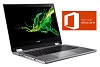 "Acer Spin 3 14"" Touchscreen FHD IPS Intel Core i7 8GB 2-in-1 Laptop PC w/MS Office Pro 2019_THUMBNAIL"