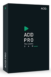 MAGIX ACID Pro 10 (Download) (Introductory Special Price!) LARGE