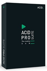 MAGIX ACID Pro 10 Suite (Download) (Introductory Special Price!) LARGE