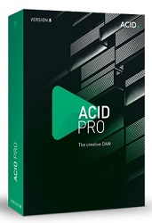 MAGIX Creative Software ACID Pro 8 (Download) (On Sale!)