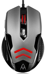 Adesso iMouse X1 Multi-Color 6-Button Gaming Mouse (On Sale!) LARGE