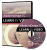 Adobe Press Adobe inDesign CC Learn by Video (2014 Release)