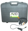Avid AE-55 On-Ear Stereo USB Headset with Microphone (Classroom 12-Pack) (Orange) THUMBNAIL