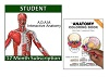 A.D.A.M. Interactive Anatomy Online – 12 Month Student Edition with Anatomy Coloring Book
