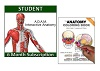 A.D.A.M. Interactive Anatomy Online – 6 Month Student Edition with Anatomy Coloring Book