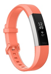 Fitbit Alta HR Smart Band (Coral - Small)