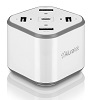Aluratek 5-Port USB Charging Station with Type-C and QuickCharge 3.0