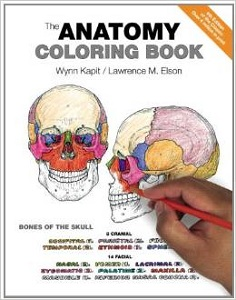 Pearson Education The Anatomy Coloring Book (4th Edition)