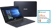 "ASUS E402WA 14"" AMD E2 4GB RAM Notebook PC with Win10 S & Microsoft Office Pro 2016"