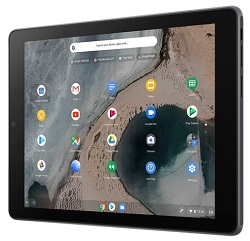 ASUS Chromebook Tablet with Pen and AR Support for Education LARGE