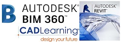 FREE Autodesk BIM 360 & Revit 1-Year Subscription with 30-Day CADLearning Training for Educators LARGE