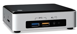 Intel NUC NUC6i5SYK 6th Gen Intel Core i5 2x DDR4 Bare Bones Mini Desktop PC