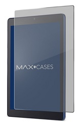 MAXCases Battle Glass Screen Protector for Apple iPad 5th/6th Generation (Clear) LARGE