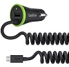 Belkin BOOST↑UP Universal Car Charger with Micro USB Cable (While They Last!) THUMBNAIL