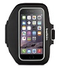 Belkin Sport-Fit Plus Armband for iPhone 6/6s with FREE MapMyRun MVP Membership (Blacktop)
