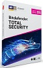 Bitdefender Total Security 2019 with AntiTheft for Up to 5 Devices 2-Year Subscription (Download)