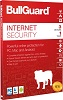 BullGuard Internet Security 2018 1-Year Subscription for Up to 3 Devices (Activation Card)