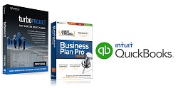 PaloAlto Business Plan Pro Premiere with TurboProject Pro & FREE QuickBooks (Windows) (Download)_LARGE