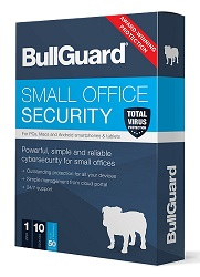 Bullguard Small Office Security Subscription License for Schools & Labs LARGE
