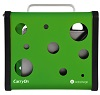 LocknCharge CarryOn 5-Tablet Ultra-Portable Charging Station (Green)