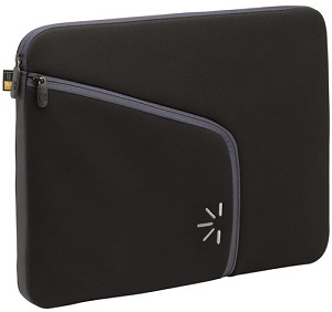 "Case Logic 13.3"" Laptop Sleeve (Black) LARGE"