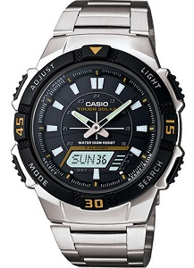Casio AQS800WD-1EV Sports Wrist Watch