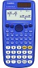 Casio FX-300ESPLUS Solar Scientific Calculator (Blue)