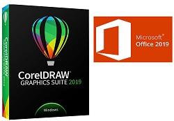Microsoft Office 2016 Pro Plus with CorelDRAW Graphics Suite
