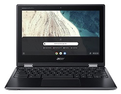 "Acer Chromebook Spin 511 11.6"" Touchscreen Intel Celeron 4GB RAM 32GB Memory 2-in-1 LARGE"