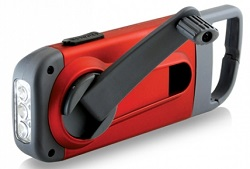 Eton ARC-CR100R American Red Cross CLIPRAY Flashlight