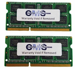 CMS 8GB (2 x 4GB) SDRAM Memory Modules for Mid 2010 MacBook LARGE