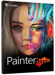 Corel Painter 2019 (DVD) - Special Price when purchased with Any Adobe Product or Wacom Tablet
