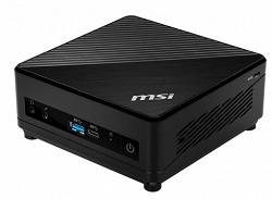MSI Cubi 5 Intel Core i3 8GB RAM 256GB SSD Mini Desktop with Windows 10 Home LARGE
