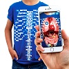Curiscope Virtuali-Tee AR T-Shirt for Anatomy (K-5 Youth) THUMBNAIL