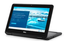 "Dell Chromebook 3100 for Education 11.6"" Touch Intel Celeron 4GB RAM 32GB eMMC 2-in-1 Chromebook PC_LARGE"