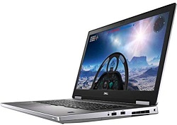 "Dell Precision 7740 17.3"" FHD IPS Intel Core i7 32GB RAM 1TB SSD Laptop w/Win10 Pro (Only 3 Left!) LARGE"