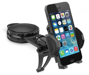 Macally Fully Adjustable Car Dash Mount LARGE