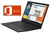 "Lenovo ThinkPad E595 15.6"" AMD Ryzen 3 8GB RAM Laptop PC w/MS Office Pro 2019 THUMBNAIL"