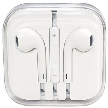 iPhone Wired EarBuds for iPhone 7/8/X - Lightning Connection - (Bluetooth Required)_LARGE