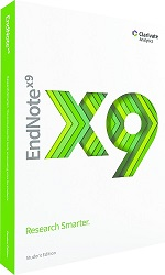 Clarivate Analytics EndNote X9 For Students Mac/Win (CD) LARGE