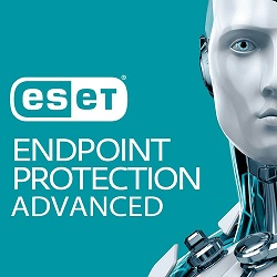 ESET Endpoint Protection Advanced 1-Year Subscription (Download) LARGE