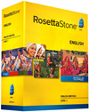 Rosetta Stone English British Level 1 DOWNLOAD - WIN