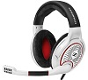 Sennheiser GAME ONE Gaming Headset with FREE! Gaming Mouse (White)